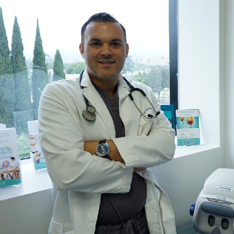 David Nazarian | IV Vitamin Therapy in Beverly Hills