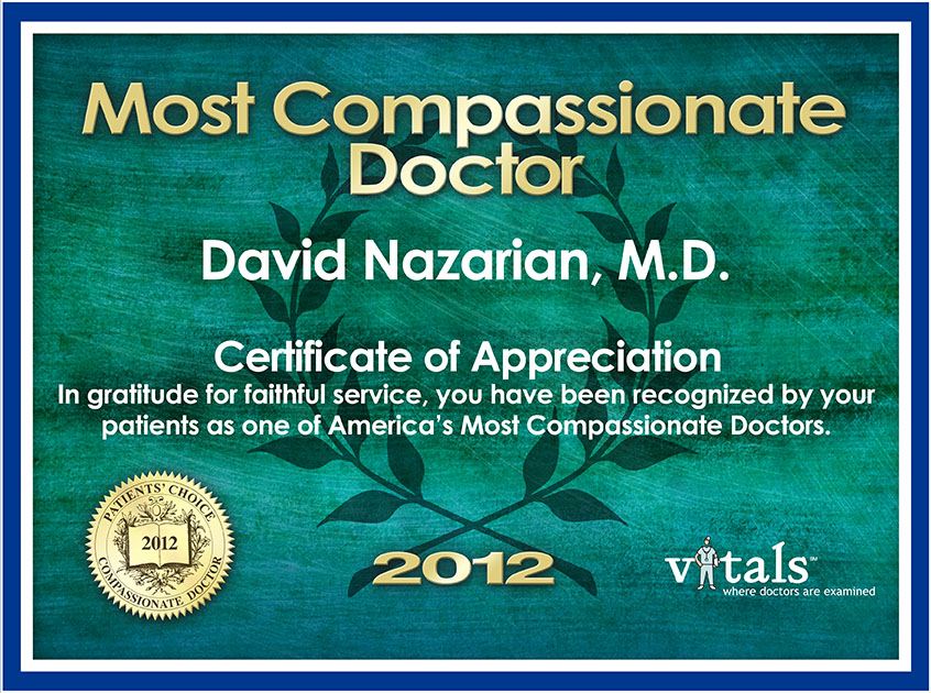 Most Compassionate Doctor | IV Vitamin Therapy in Beverly Hills